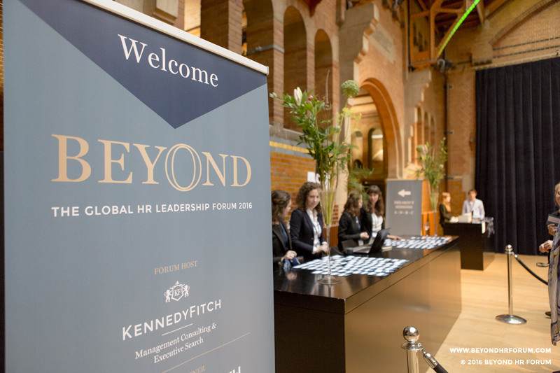 BEYOND, The Global HR Leadership Forum 2017
